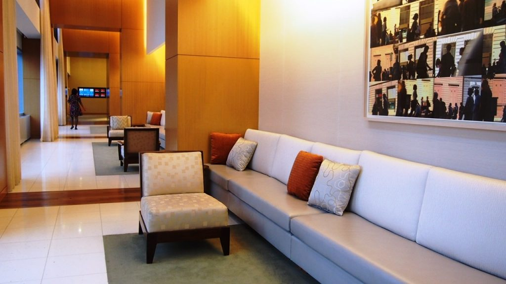 Corporate Event Space, Pillows by Curtain Call