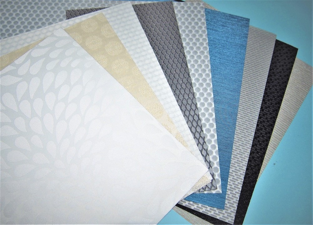 Coulisse fabrics for Roller Shades