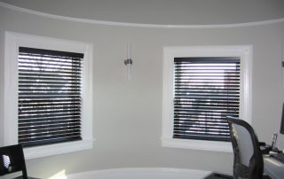 Wood Blinds and Shutters
